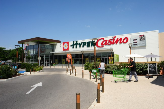 Le groupe casino en france milling small slots